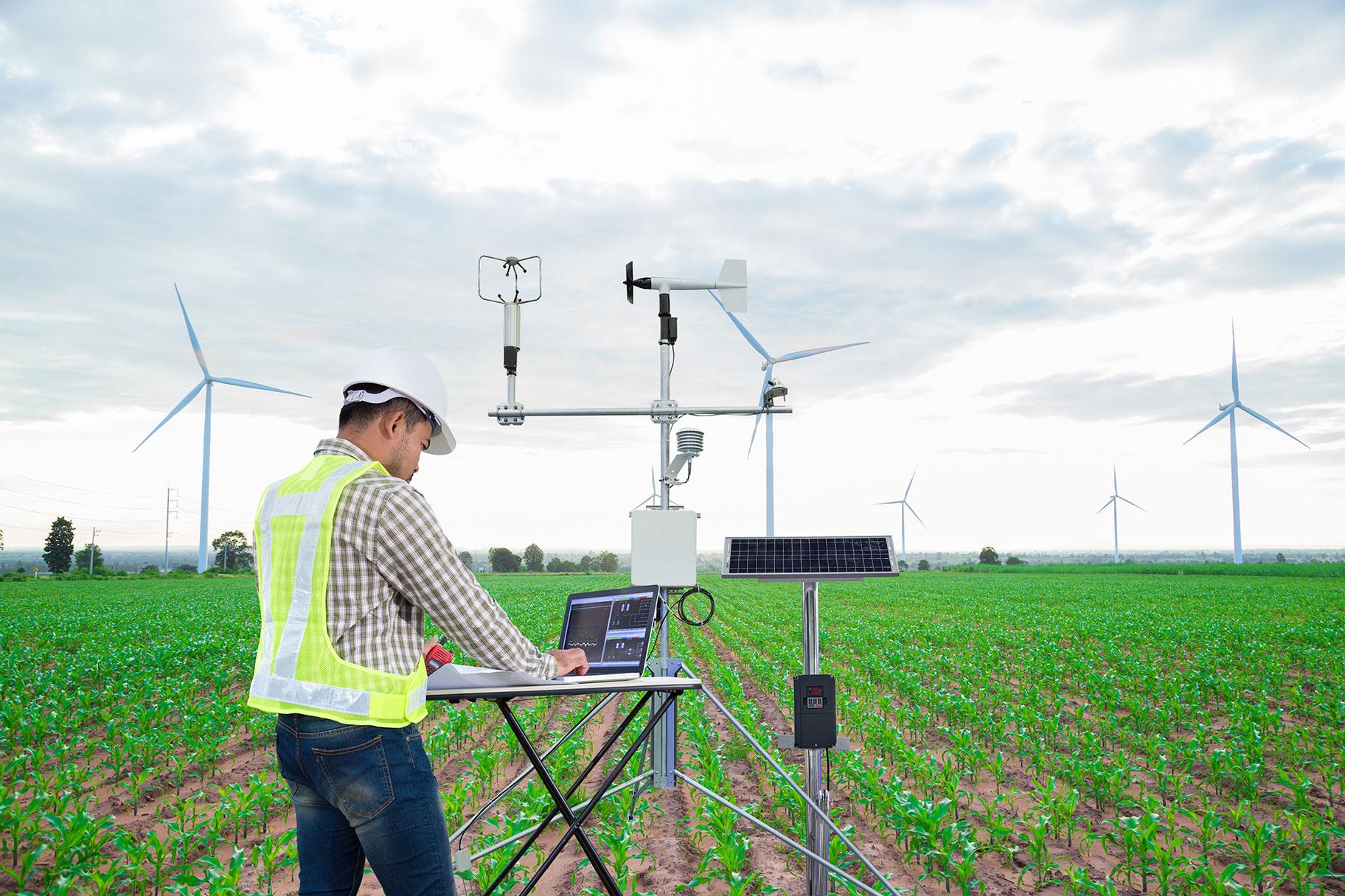 Monitoreo y Analisis de Calidad de Aire